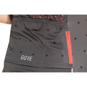 GORE WEAR C3 Brand Jersey Damen terra grey/hibiscus pink